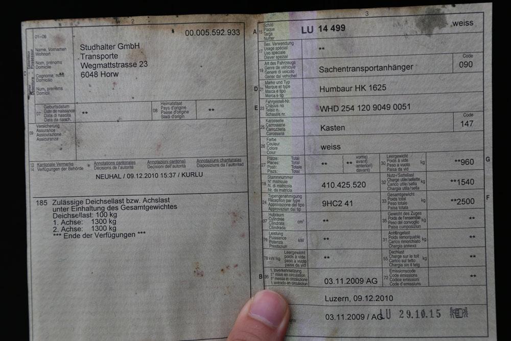 06 Fahrzeugausweis